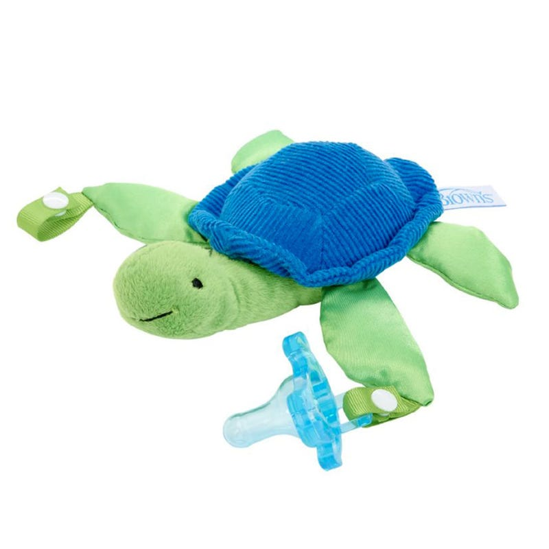 Pacifier Teether Holder - Turtle