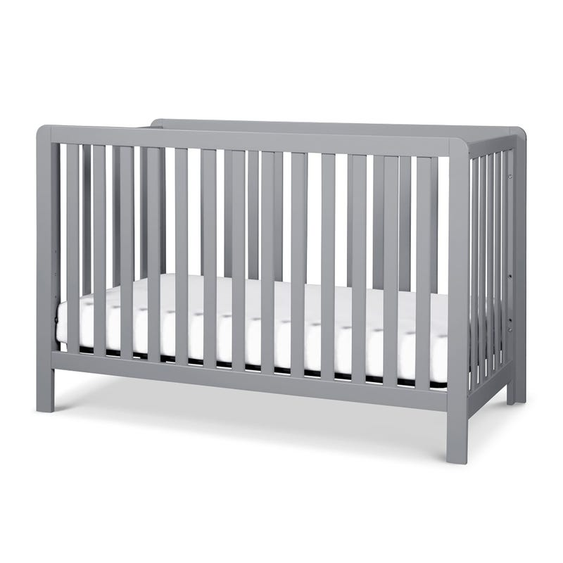 Colby 4-in-1 Convertible Crib - Grey