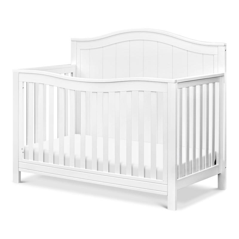 Aspen 4-in-1 Convertible Crib - White