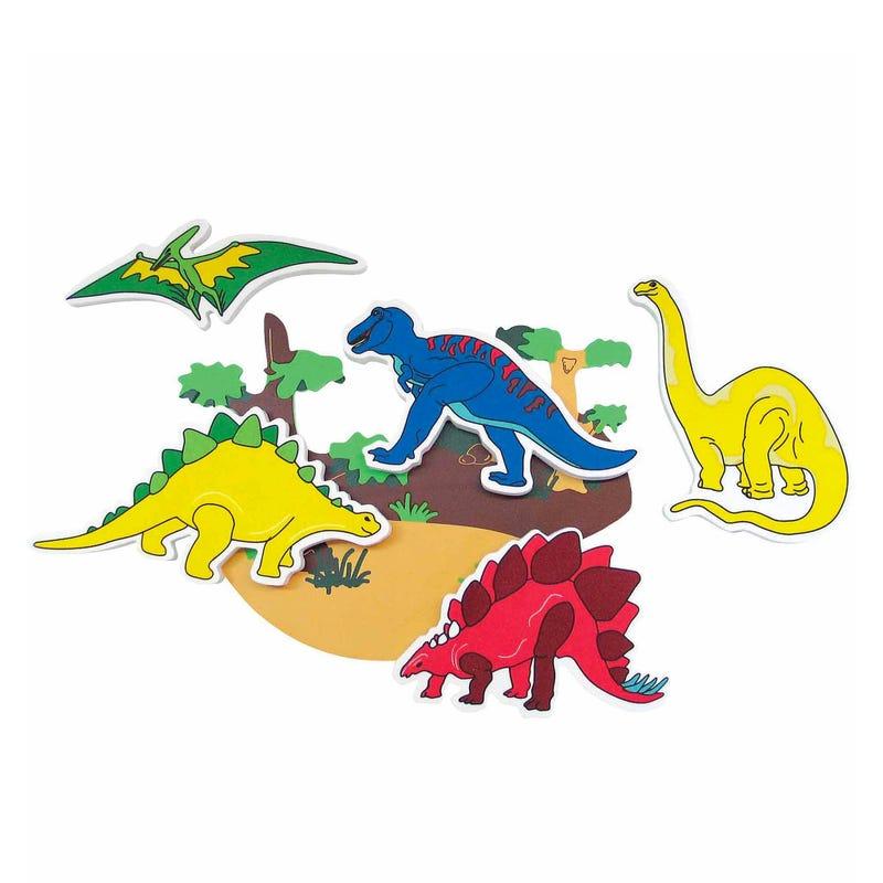 Dinosaures Pour Bain