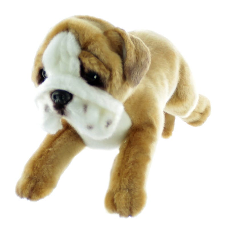 Bulldog Plush