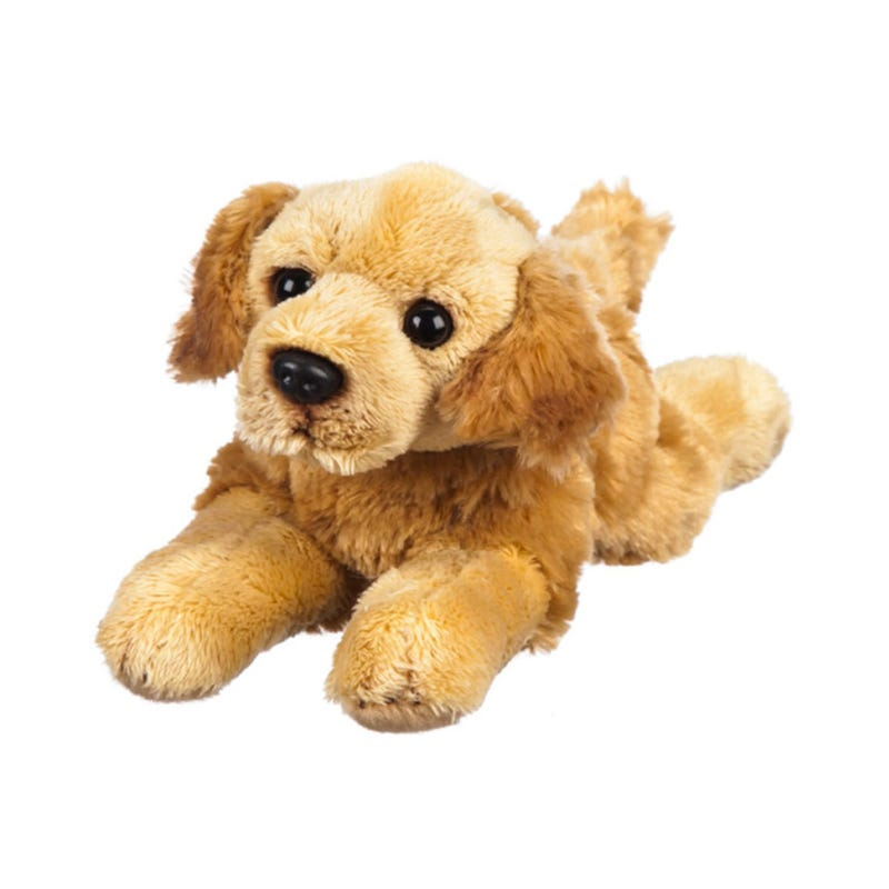 Golden Retriver Dog Plush