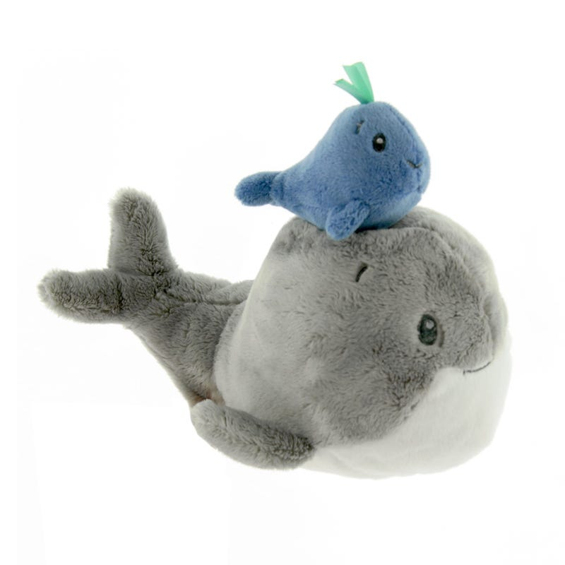 Whale Musical Soft Toy