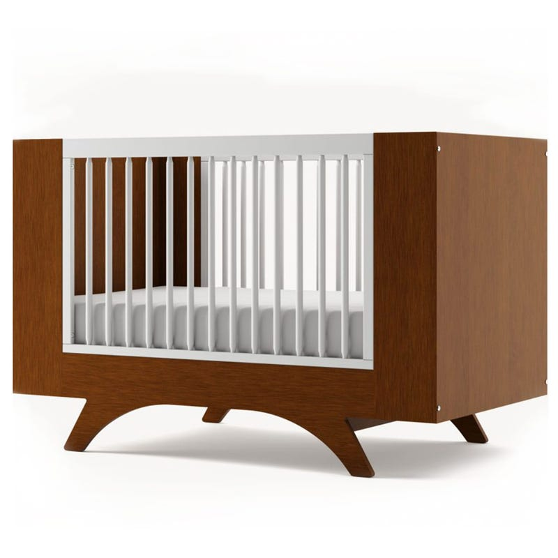 Melon 3 in 1 Crib - Moisson and White