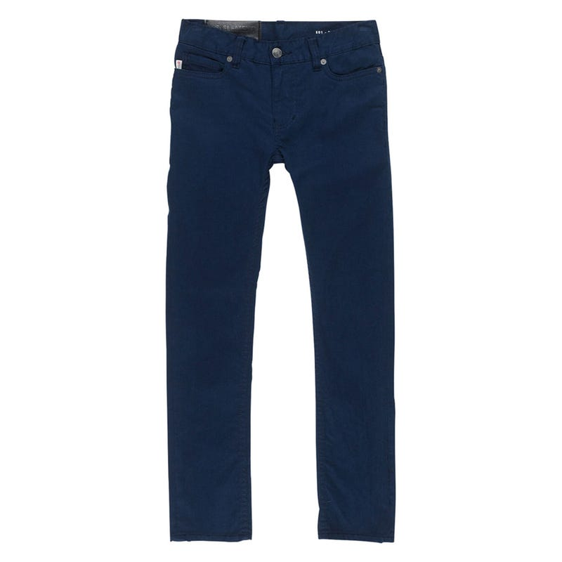 E01 Color Denim 8-16y - Indigo
