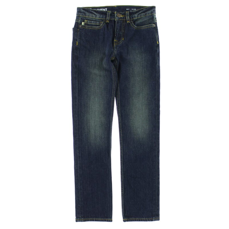 E01 Slim Fit Jeans 8-16y