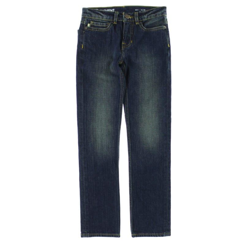Jeans E01 8-16ans