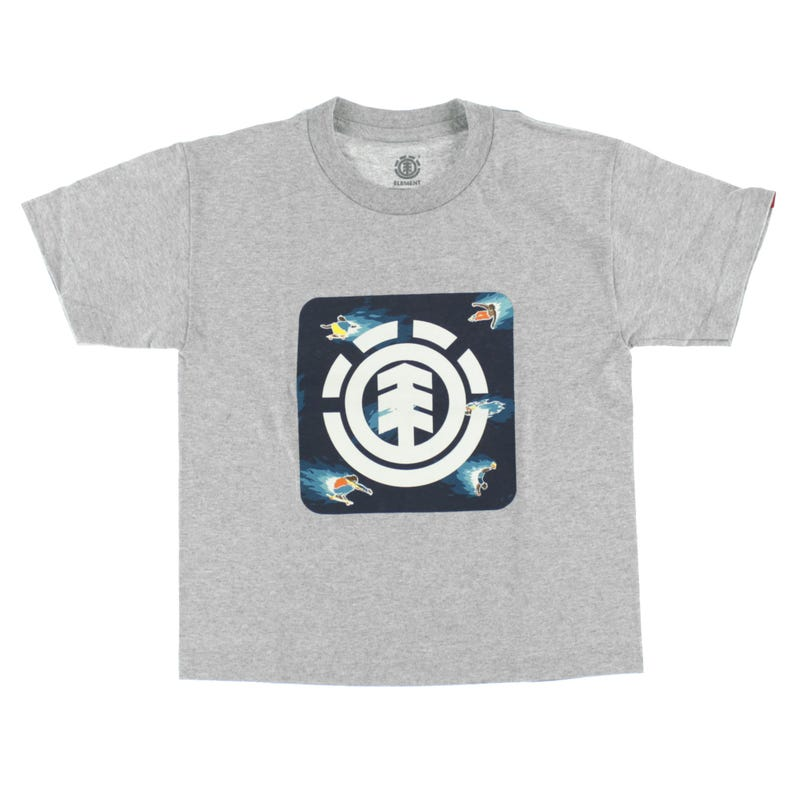 Hoffman Block T-Shirt 8-16y
