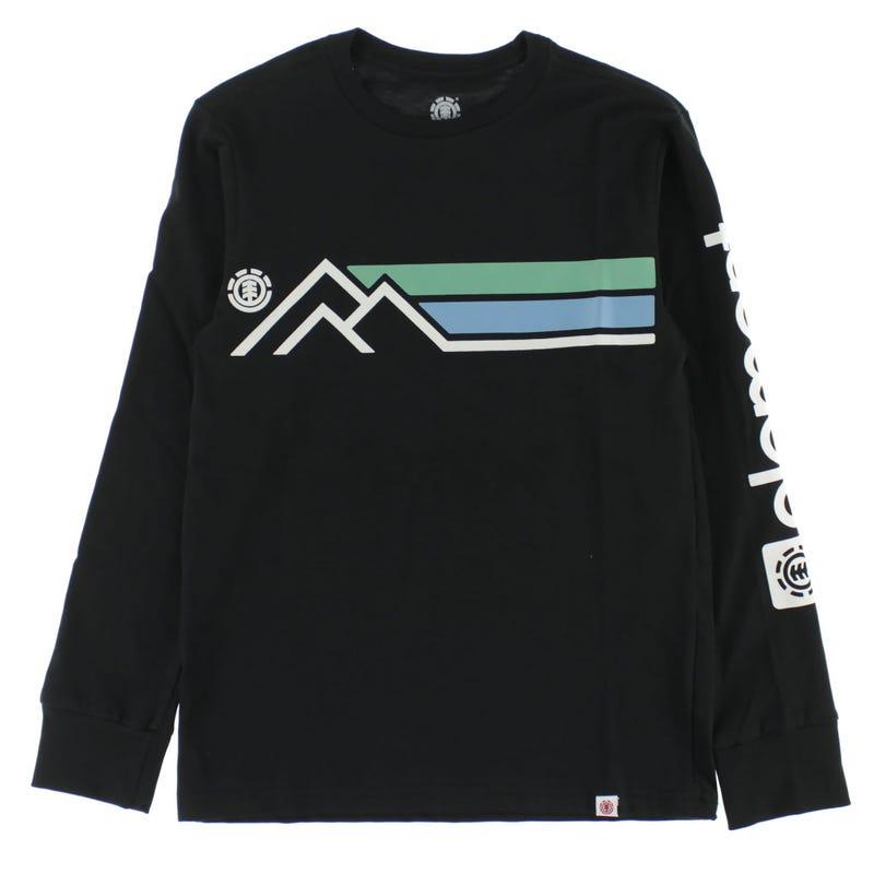 T-Shirt à Manches Longues Sierra 8-16ans