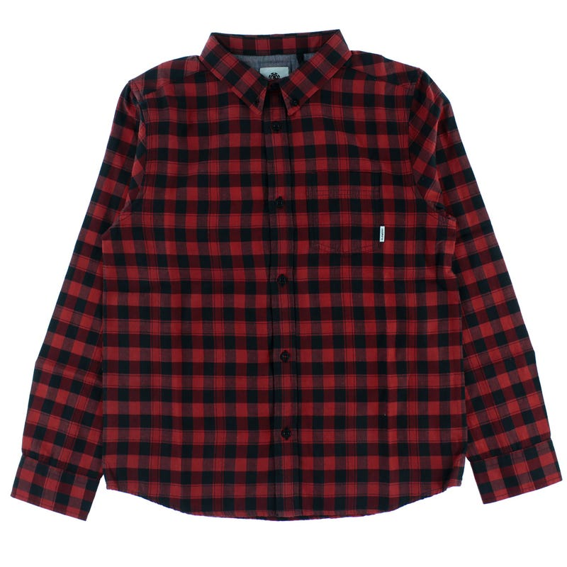 Chemise Manches Longues Goodwin 8-16ans