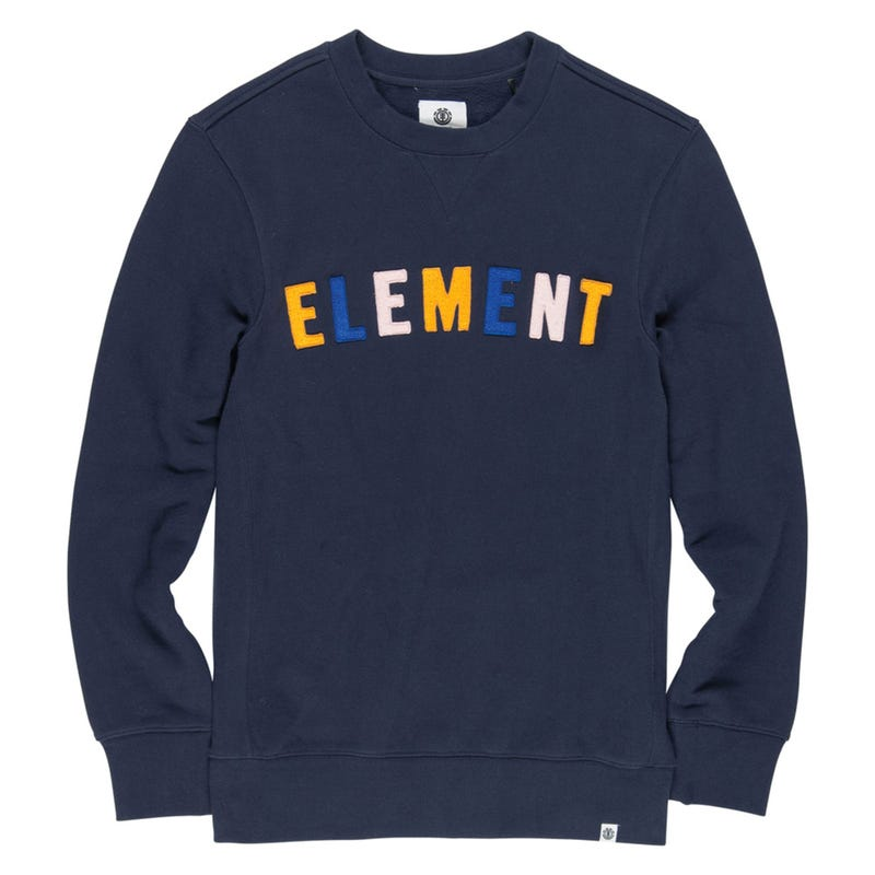 Link Crew Neck Fleece 8-16y