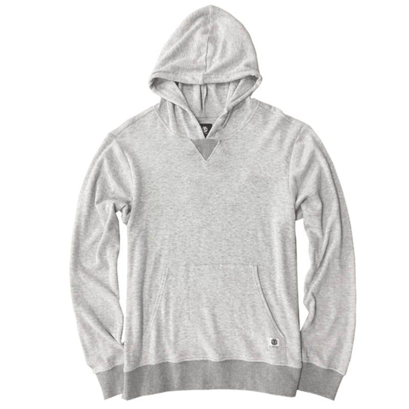 Ridge Hooded Long Sleeve Tee 8-16y
