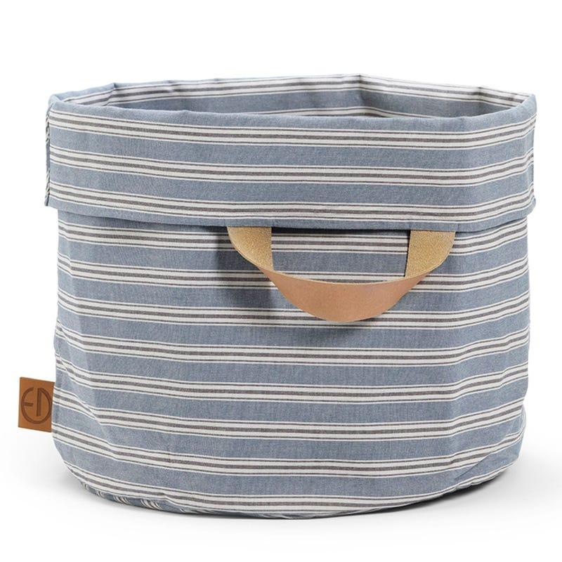 Basket StoreMyStuff™ - Sandy Stripe