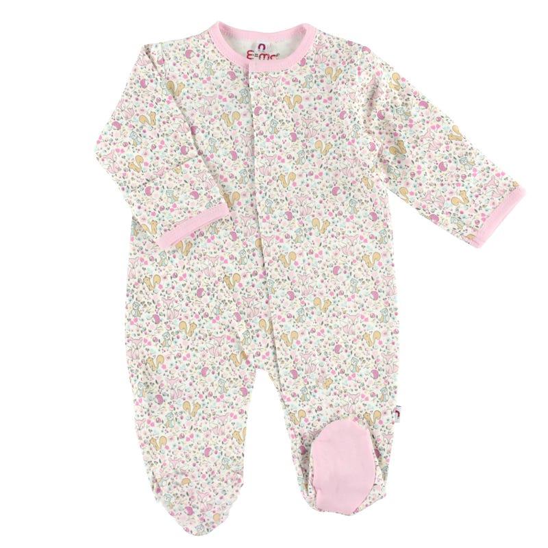 Pyjama Magnétique Forêt 0-9mois