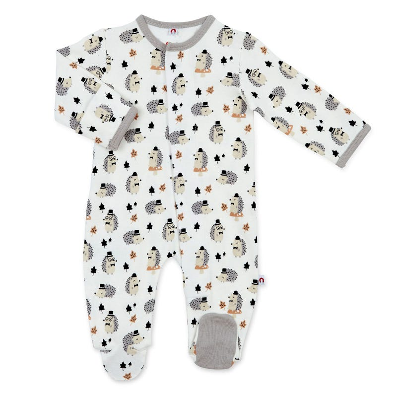 Pyjama Magnétique Hérissons 0-9m
