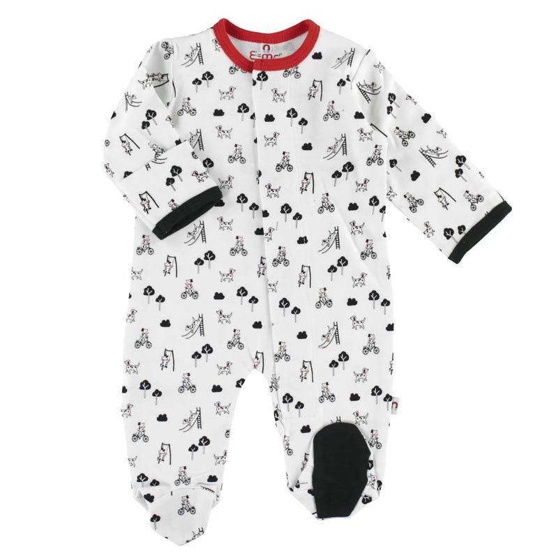 Pyjama Magnétique Jeux 0-9mois