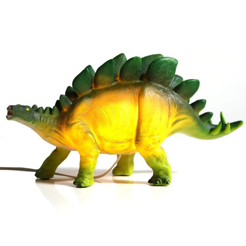 Lampe Dinosaure Stegosaure