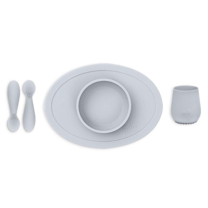 First Foods Set - Pewter Grey
