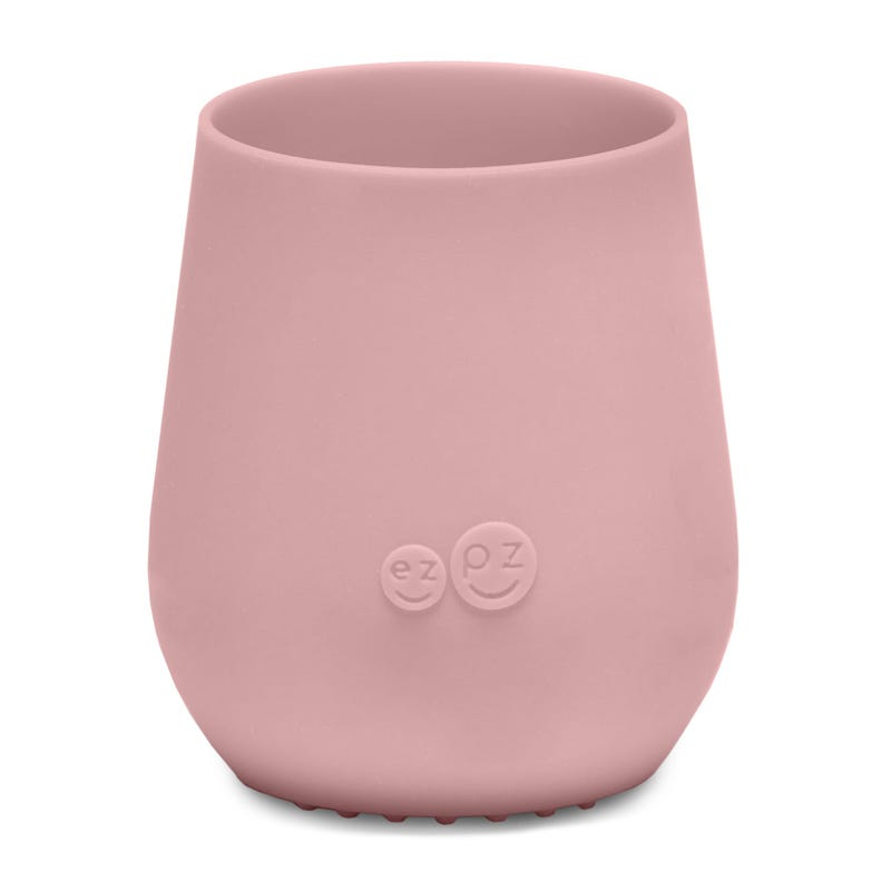 Infant Training Cup Silicone -Pink