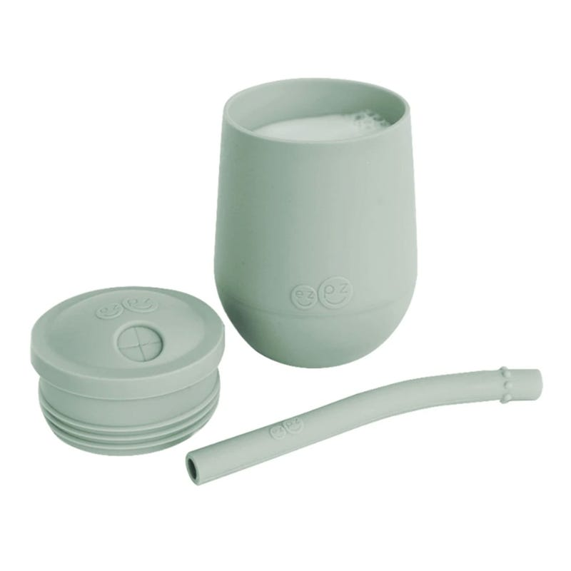 Mini Cup + Straw Training System - Sage