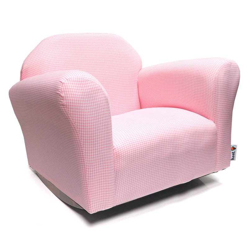 Rocking Chair for Kids - Pink
