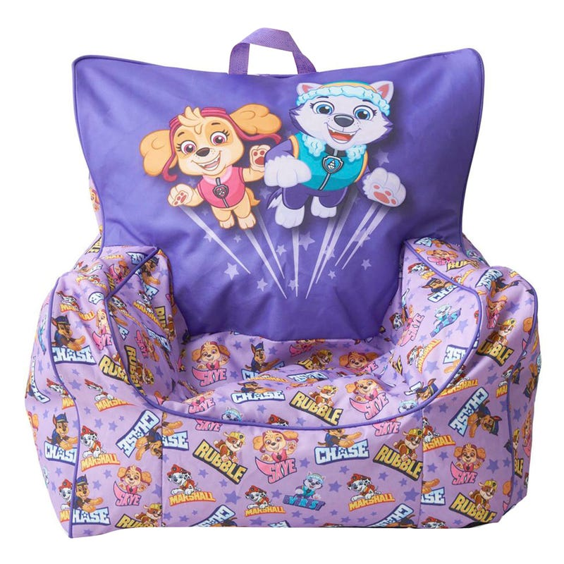 Paw Patrol Bean Bag - Purple