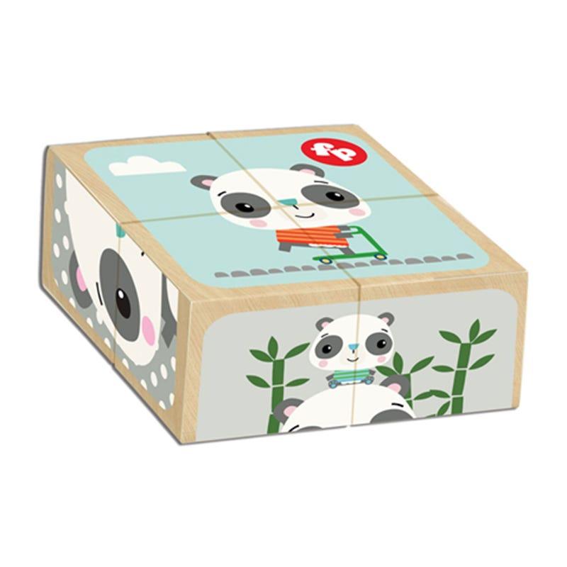 Casse Tête Multifaces Panda