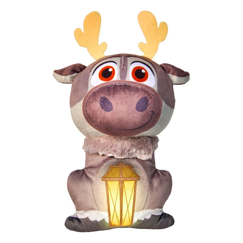 Plush Night Light 2 in 1 Sven Frozen 2