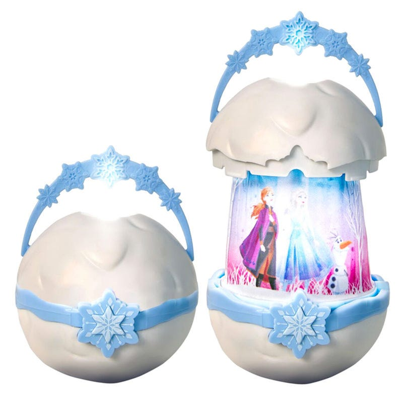 Night Light 2 in 1 Frozen 2