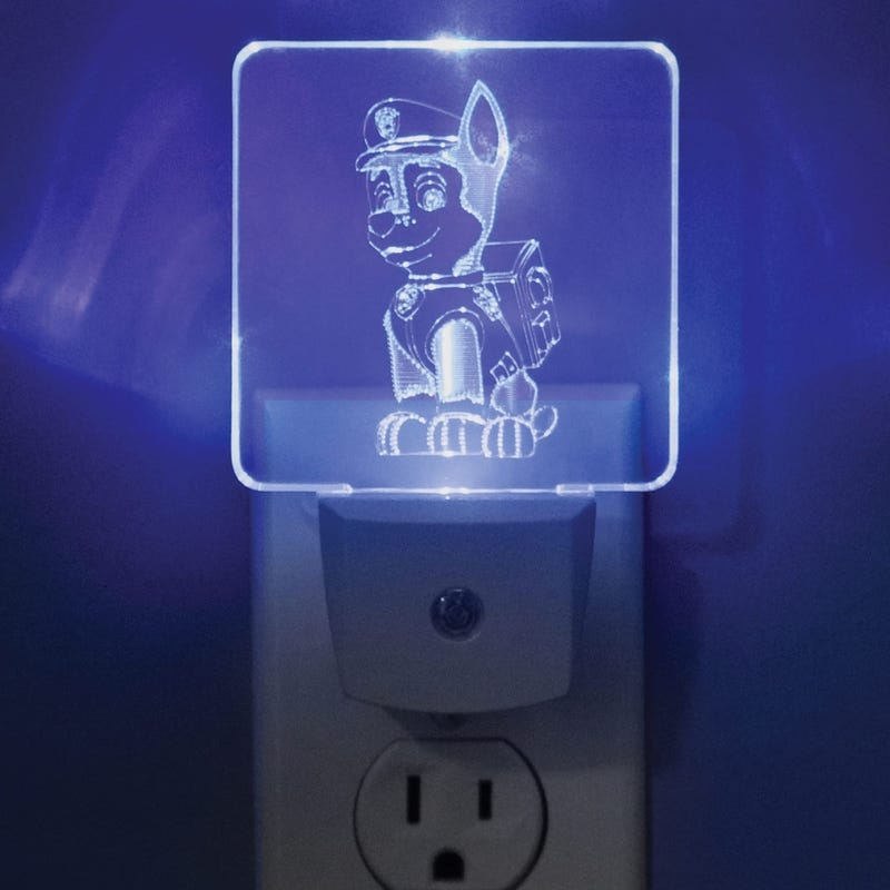 Paw Patrol Night Light - Chase