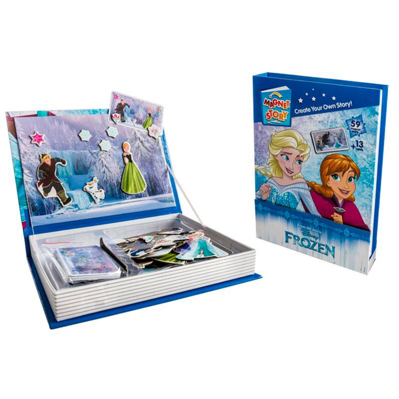 Book Magnetic Frozen
