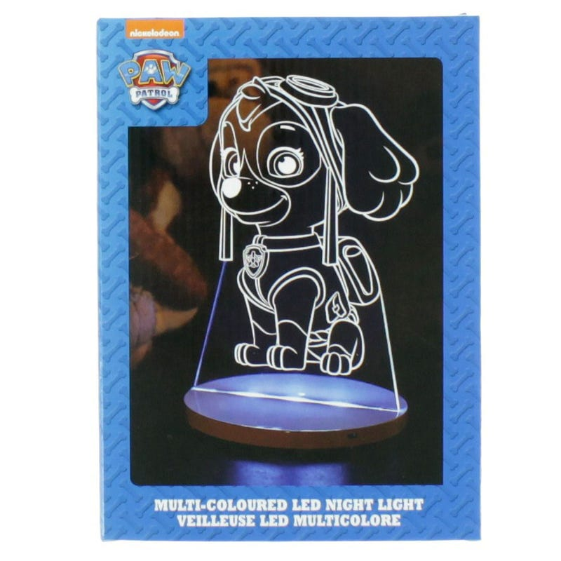 Paw Patrol Glow Night Light - Stella