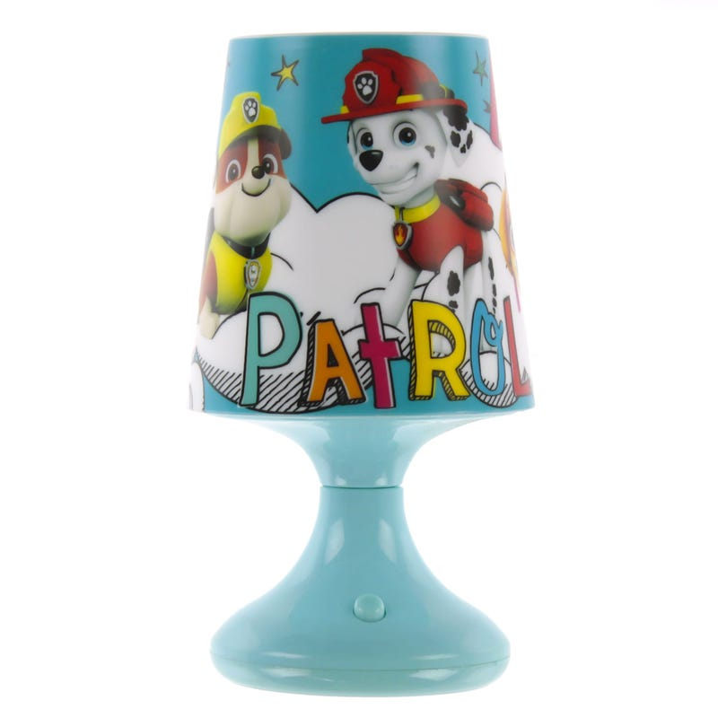 Paw Patrol Lamp - Blue