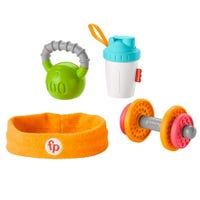 Ensemble d'Entraînement Mini Baby Biceps