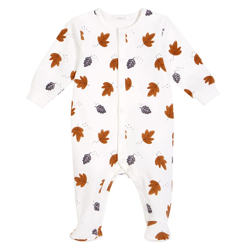 Pyjama Feuilles 0-12mois