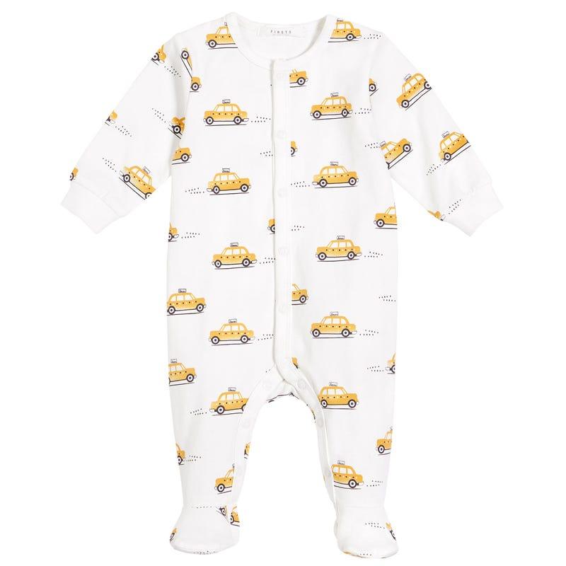Pyjama Taxi 0-12mois