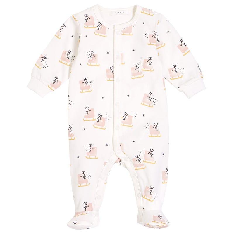 Pyjama Patins 0-12mois