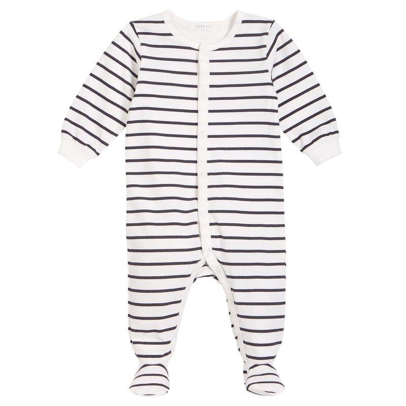 Barn Striped Pajamas 0-12m