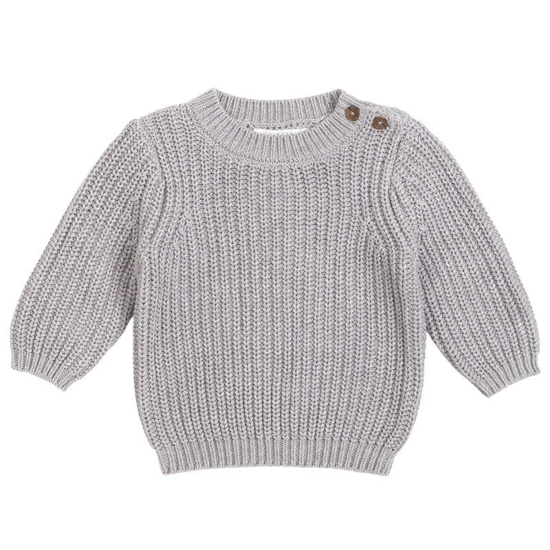 Chicken Coop Sweater 9-24m