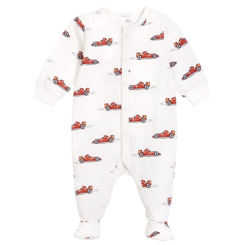 Pyjama Grand Prix 0-12mois