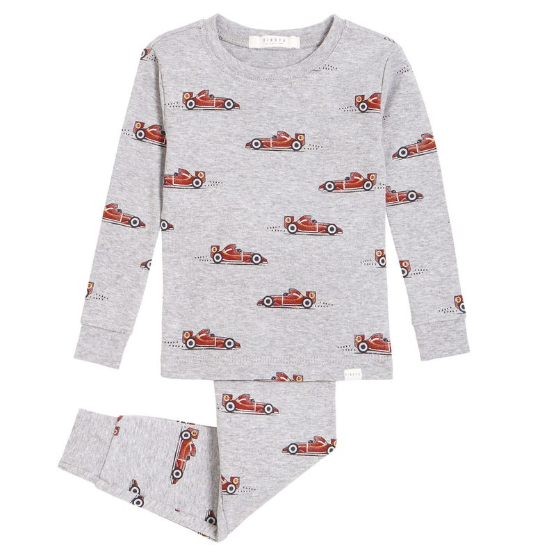 Pyjama 2 Pièces Grand Prix 12-24mois