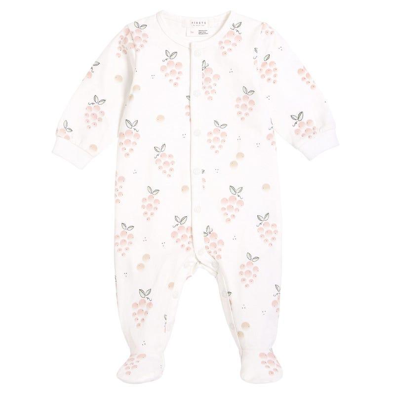 Pyjama Rosé 0-12mois