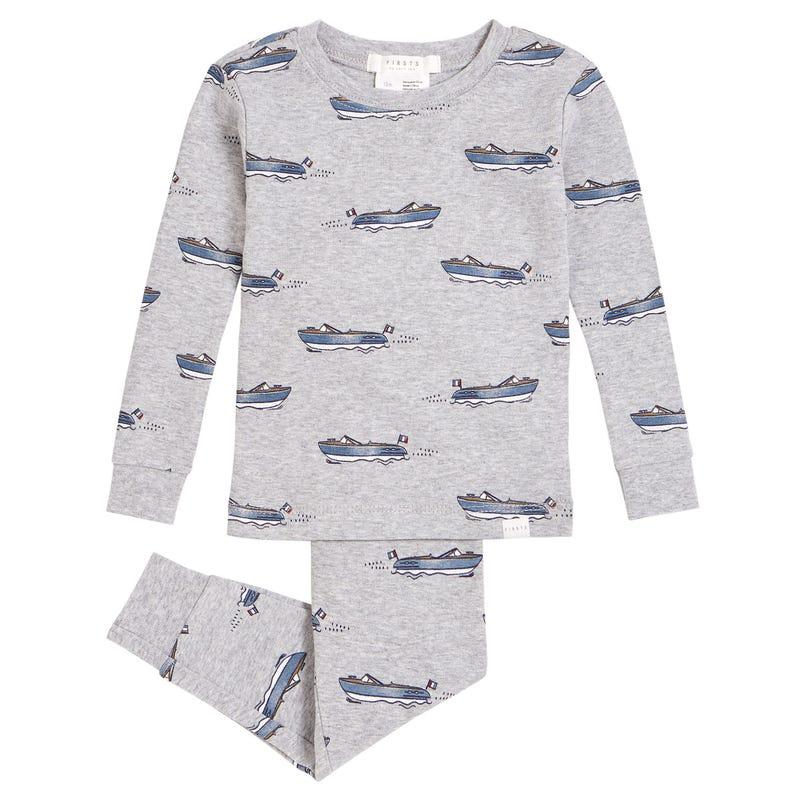 Pyjama 2 Pièces Nautique 12-24mois