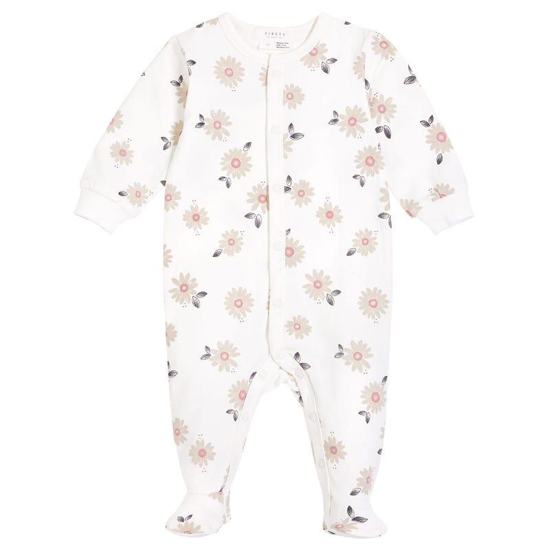 Daisies Pajamas 0-12m
