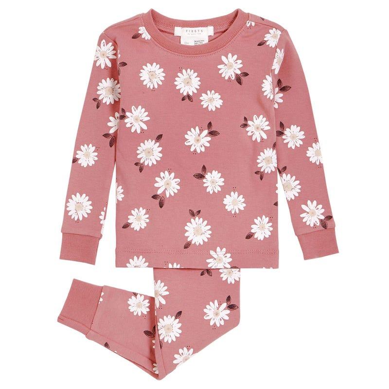 Pyjama 2 Pièces Marguerite 2-8ans