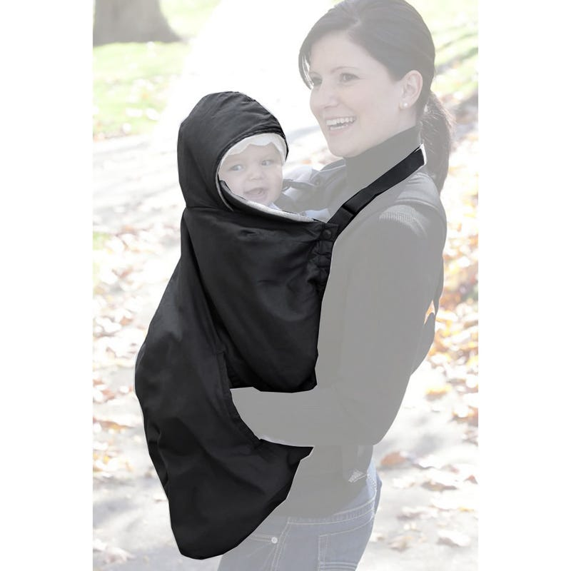 Cover For Infant Carrier Black
