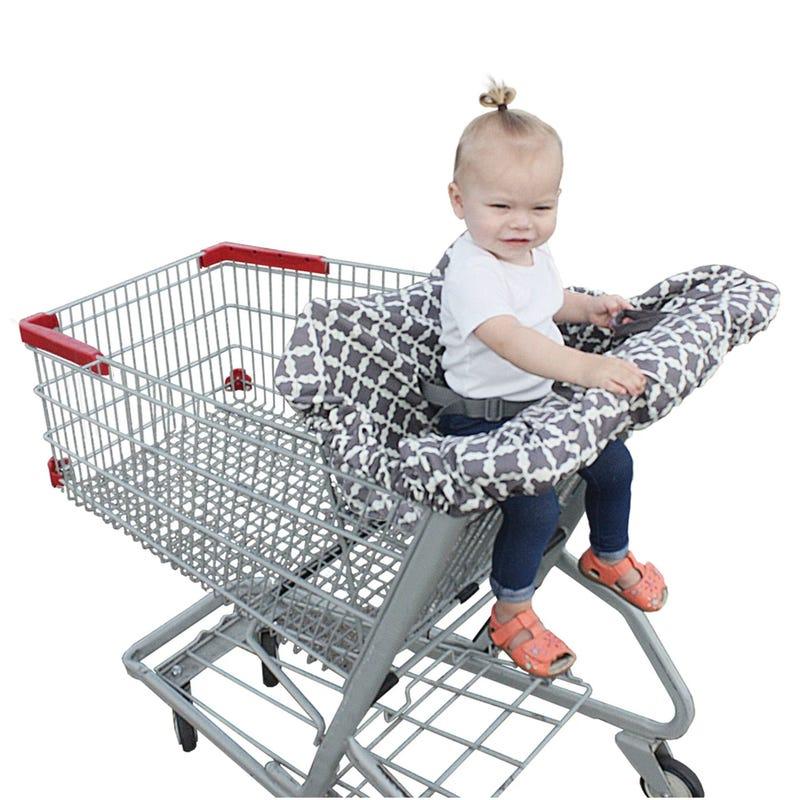 Deluxe Sani-Shopper
