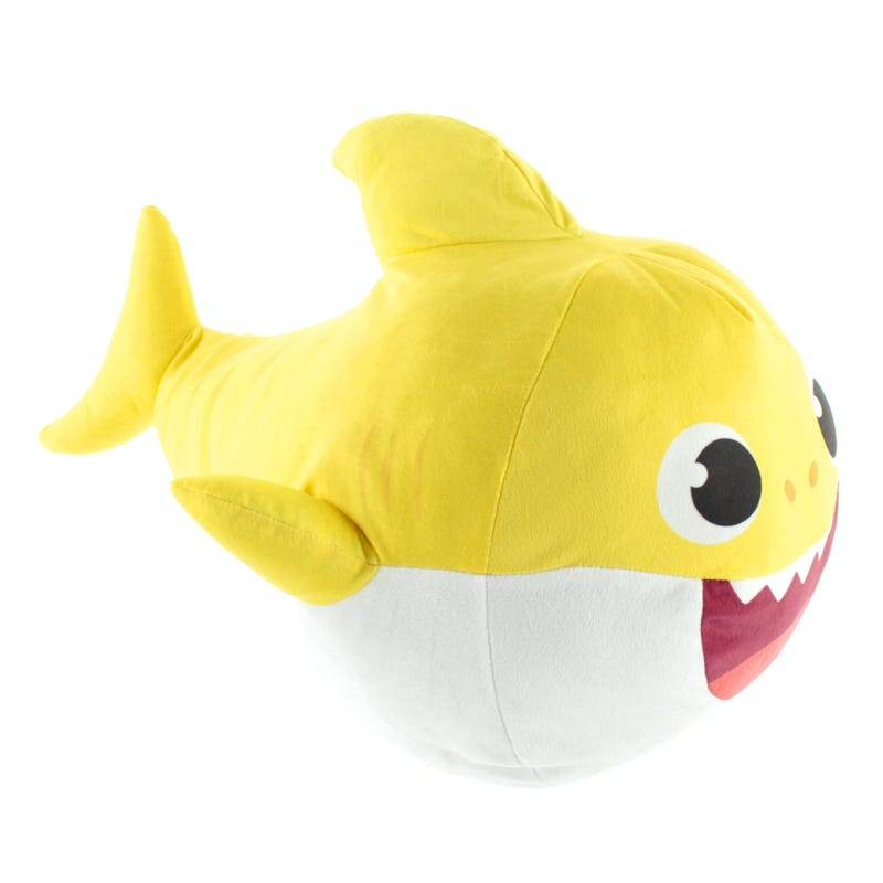 Requin Jaune Baby Shark