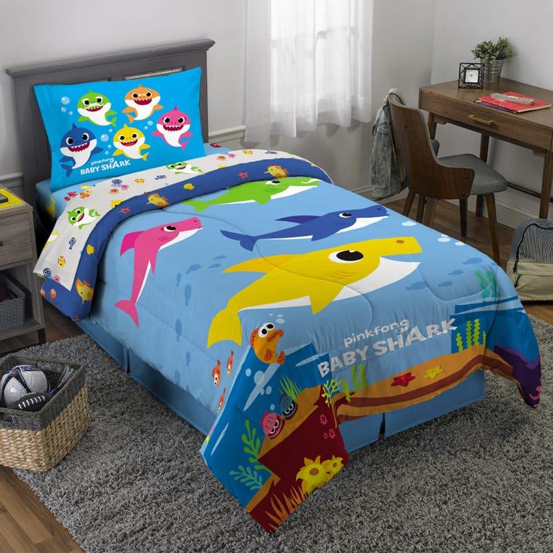 Comforter Twin Baby Shark