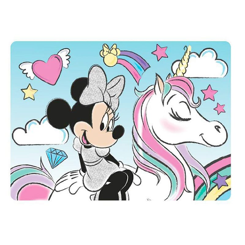 Placemat Minnie Unicorn